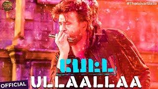 Petta - Ullaallaa Lyric Video Reaction   Thalaivar Baila   Superstar Rajinikanth   Anirudh   Sun TV