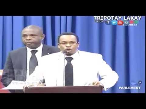 HAITI - Assemblée nationale 28 Juin 2016 PART 1