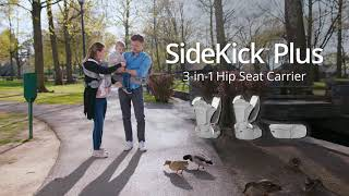Chicco SideKick Plus 3-in-1 Hi…
