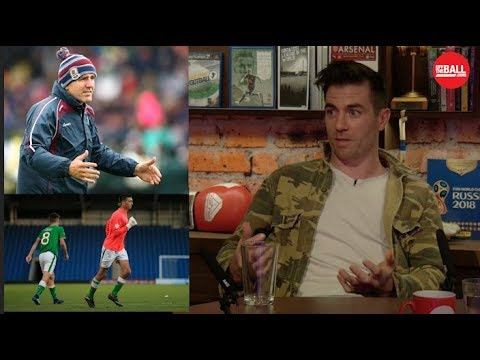 WATCH | Tuesday's OTB AM - Irish Football Robbed, The MDMA interview, Kevin Walsh, Offaly Ruins |