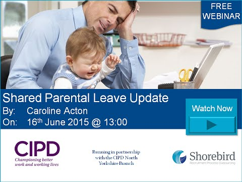 Shared Parental Leave Update 2