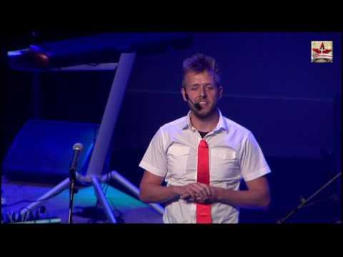 If God is your co-pilot, change seats (preek) - Jeugdkerk The Revolution Limburg