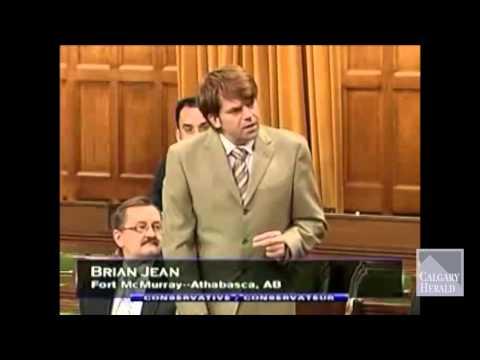 Wildrose leadership candidate Brian Jean