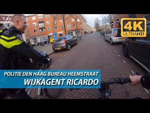 Politie Den Haag, Bureau Heemstraat / Schilderswijk - Wijkagent Ricardo
