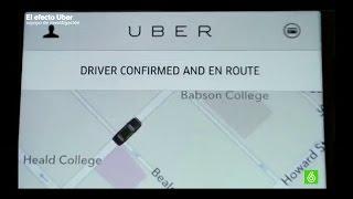 Uber, el enemigo público número uno del taxi - Equipo de investigación