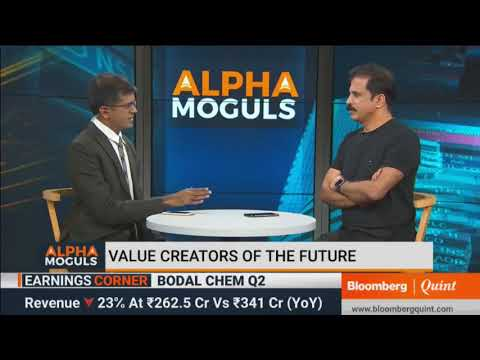Porinju Veliyath on Bloomberg discussing Current Market Scenario