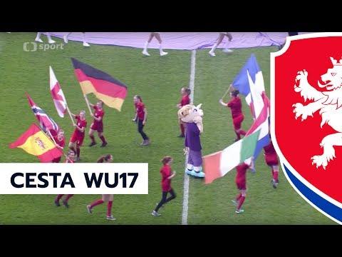 Cesta českého týmu letošním ME žen do 17 let