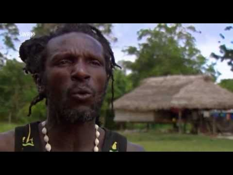 Suriname Dschungeldoktor trifft Shamane- Bushdoctor meets Shaman