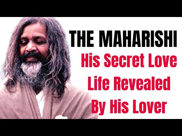 My Love Affair with Maharishi Mahesh Yogi! The Untold Story!