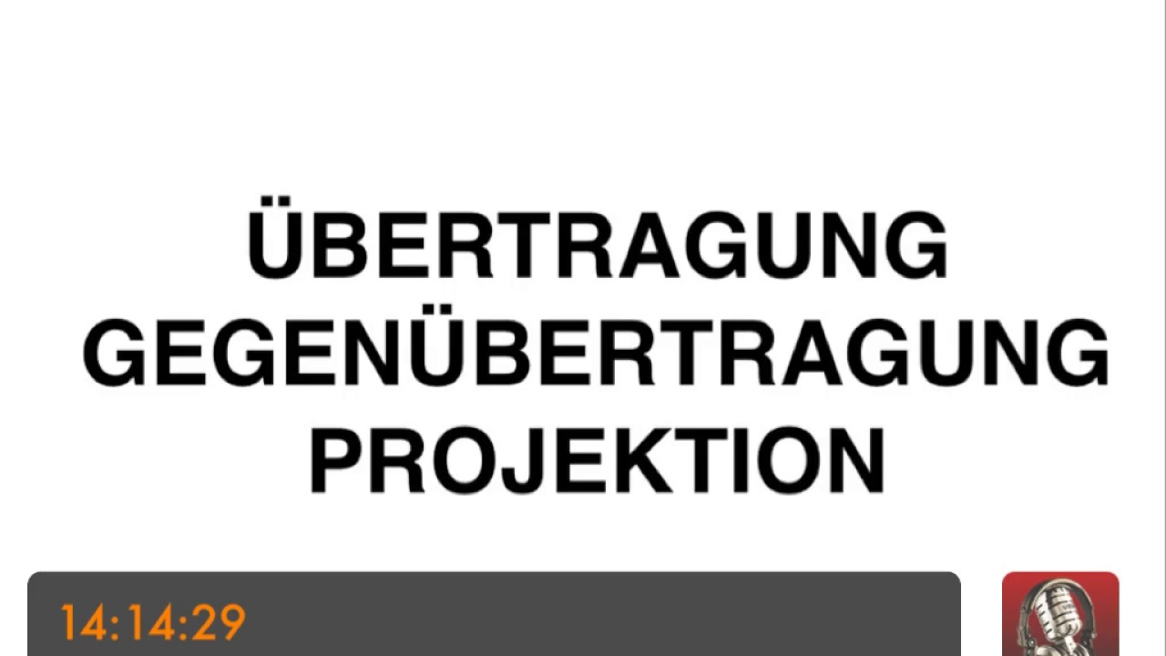 projektion psychologie