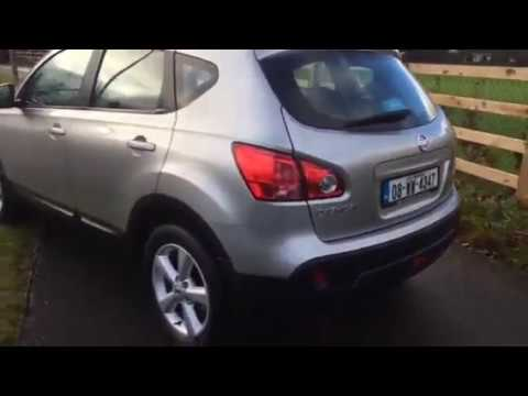 nissan qashqai 2008 youtube. Black Bedroom Furniture Sets. Home Design Ideas