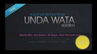Unda Wata Riddim Mix (Dr. Bean Soundz)