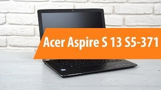 Розпакування Асер Aspire З 13 С5-371 / Розпакування Асер Aspire З 13 С5-371