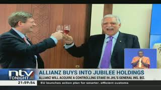 Allianz buys into Jubilee Holdings