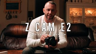 YouTube Video Example: Z Cam E2 Unboxing & Review Vs Canon C200