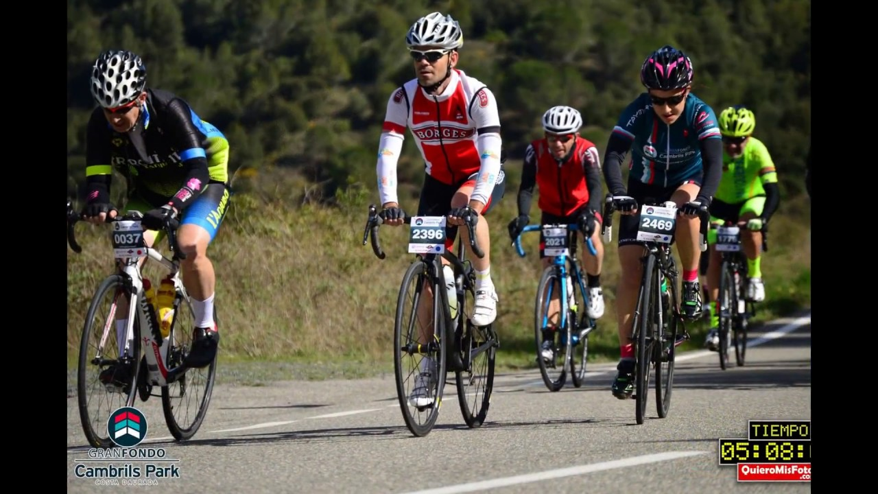 Canyon Gran Fondo Cambrils Park 2017 Youtube