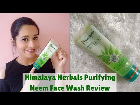 Himalaya Purifying Neem Face Wash Review | Just another girl