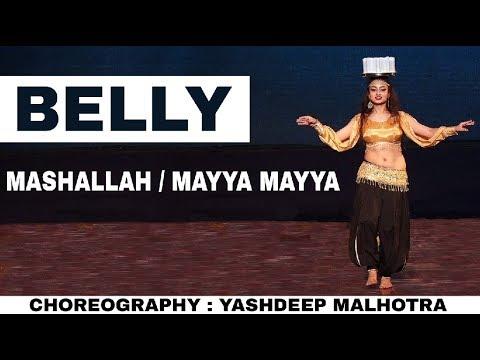 Mashallah | Mayya Mayya | Yashdeep Malhotra | Dance | Choreography | GP2k18