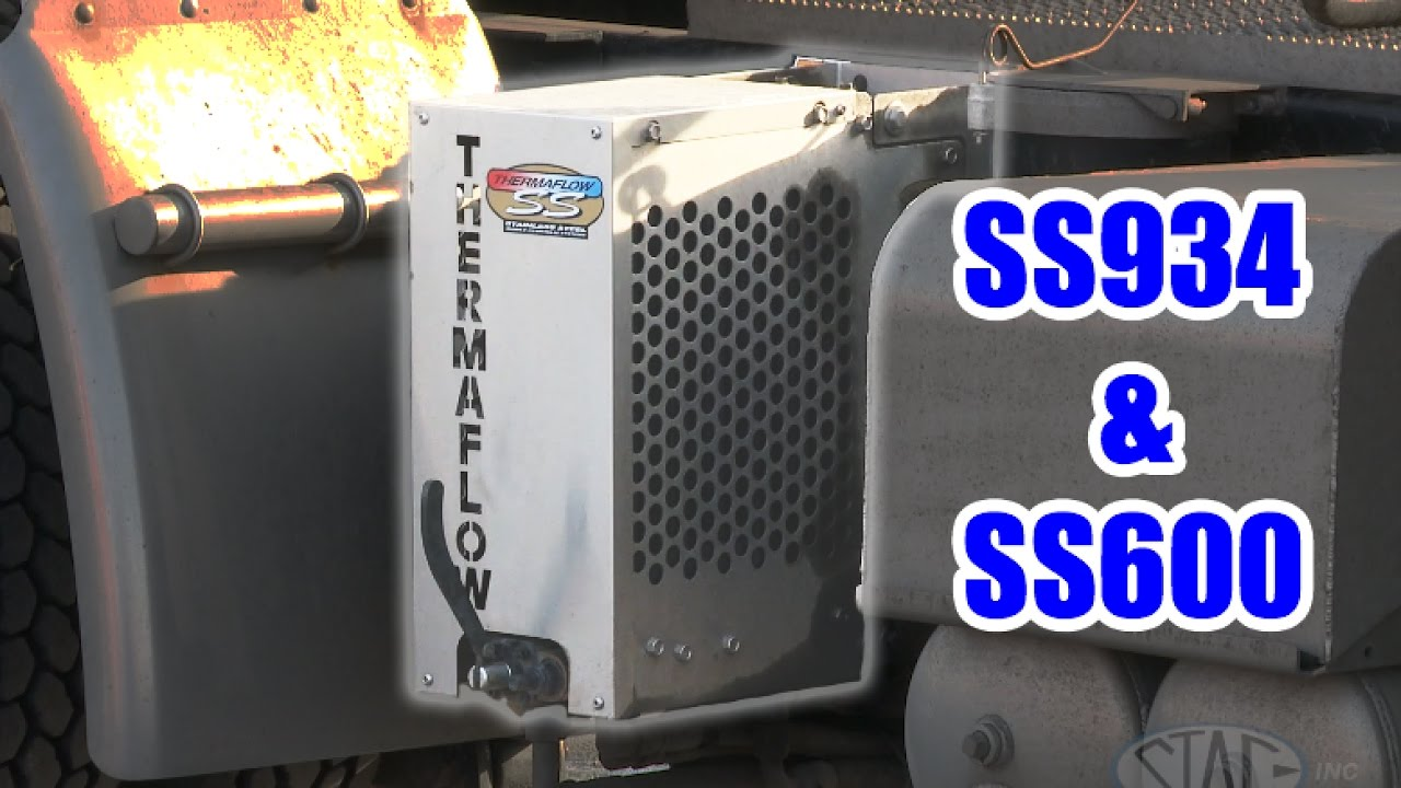 Thermaflow Hydraulic Cooler : Thermaflow hydraulic oil coolers ss stac inc