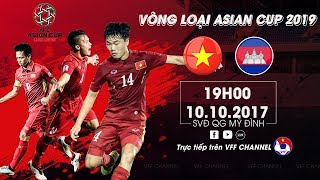 Vietnam vs Cambodia full match
