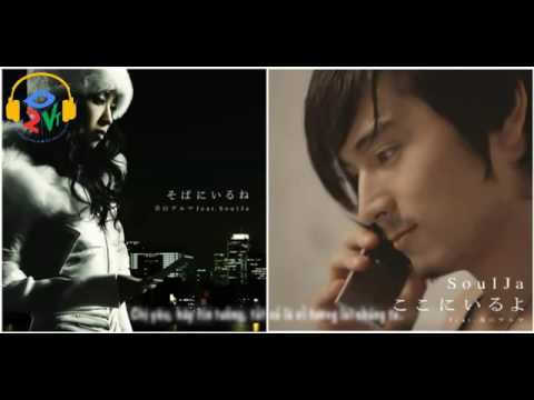 [VIETSUB] [SD] SoulJa Feat  Aoyama Thelma - Koko Ni Iru Yo (Chị em Version)