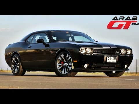 Dodge Challenger Srt دودج تشالنجر Youtube