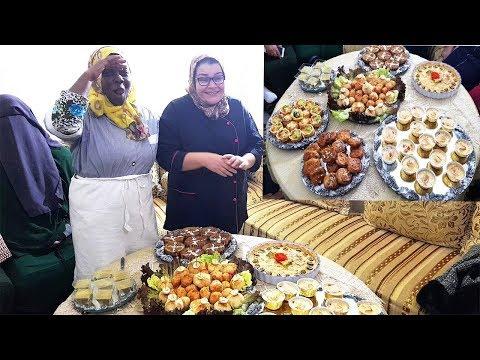 و أخيرا الدرس الخاااص بالمملحات من منزل الطباخة أمينة (الجزء1)