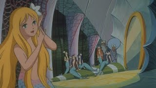 人魚のお城の六人姉妹の末娘マリーナは誰よりも可愛らしい容姿と誰より...