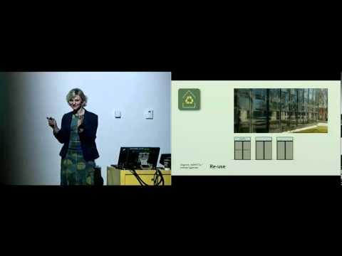 Powerhouse -- a lecture by Tine Hegli, Snøhetta
