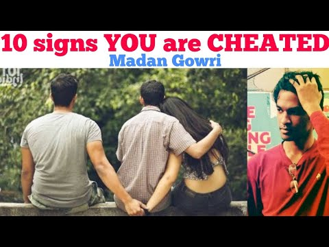 10 signs you are cheated | Tamil | Madan Gowri