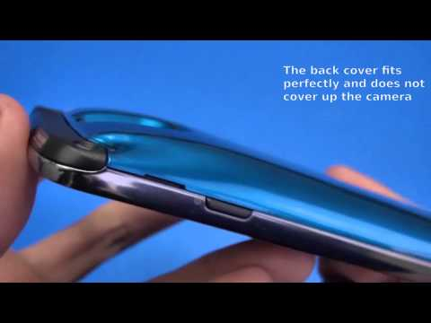 Samsung Galaxy S4 Active 5500mAh Mugen Power Extended Battery [HLI-I537XL]
