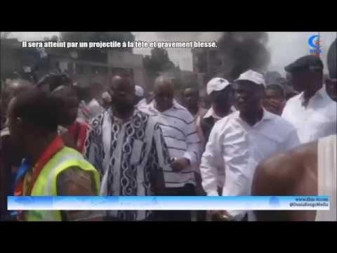 Manifestations Kinshasa - Limete - 19/09/2016