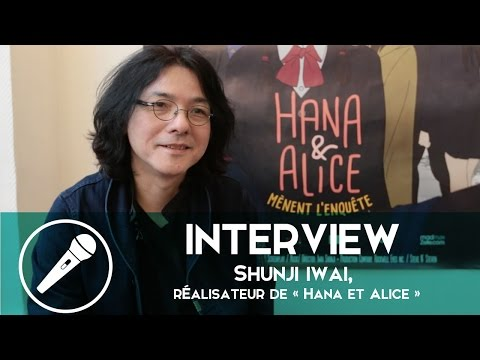 Interview De Shunji Iwai, Réalisateur De « Hana Et Alice »