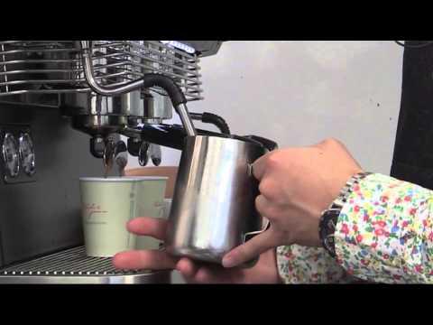 Perfect Latte: Hidenori Izaki - World Champ Barista & Montreal Competition Judge