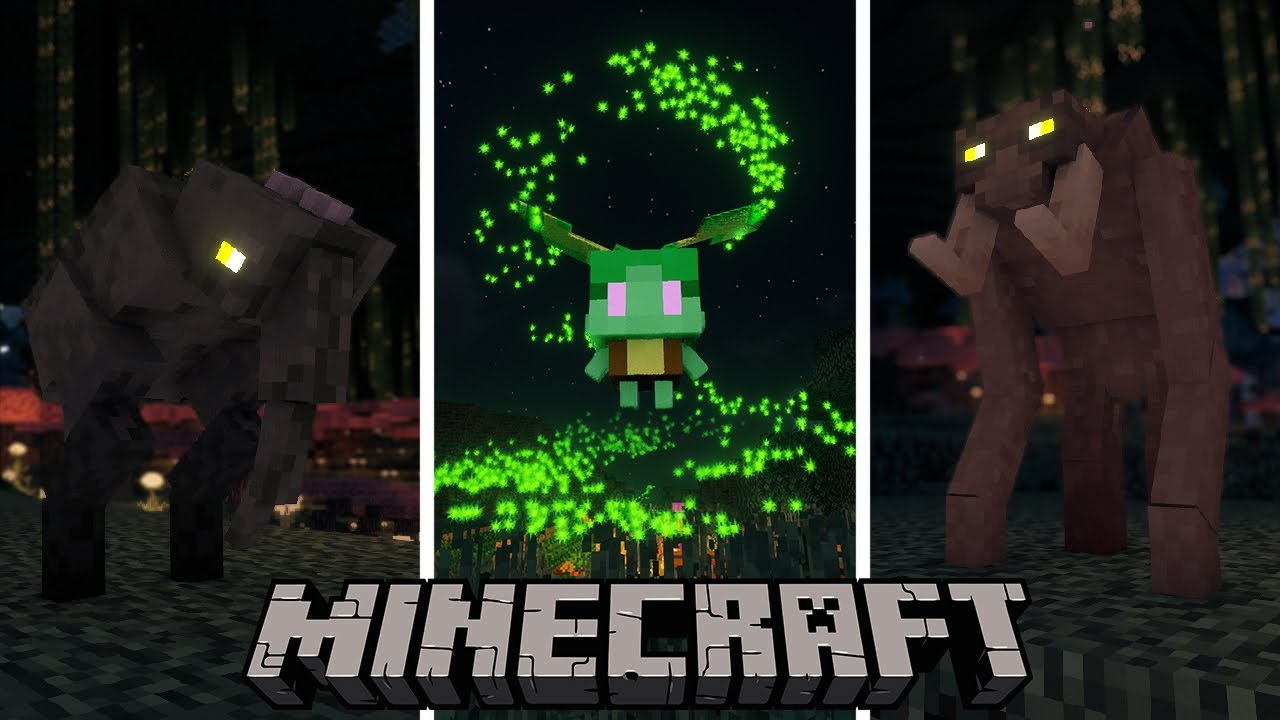 Top 11 Minecraft Mods Of The Week  Ars Nouveau, The Undergarden,  HeartBond, Bloom and Gloom & More!