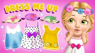 Getting Ready for Summer🌞Katie's Makeover! Sweet Baby Girl BFF Holiday | TutoTOONS Kids Cartoons