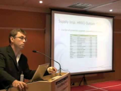 Global Mining Finance Rare Earths & Minor Metals 2011 - Byron Capital Markets