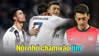 Cristiano Ronaldo - Mesut Ozil | Cặp tình nhân rất đẹp trong bóng đá