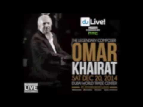 The Legendary Omar Khairat LIVE In Dubai TVC