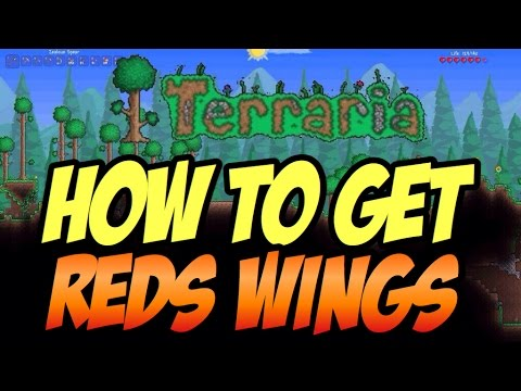how to get demon wings in terraria