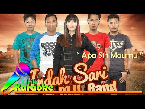 Indah Sari Fear MU Band - Apa Sih Maumu - Video Lirik Karaoke Musik Dangdut Terbaru - NSTV