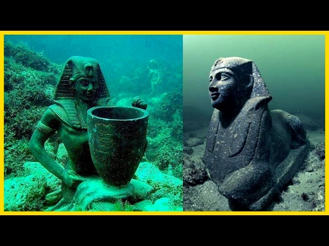 Cleopatra's Palace: Legendary landmarks underwater - Historical Documentary