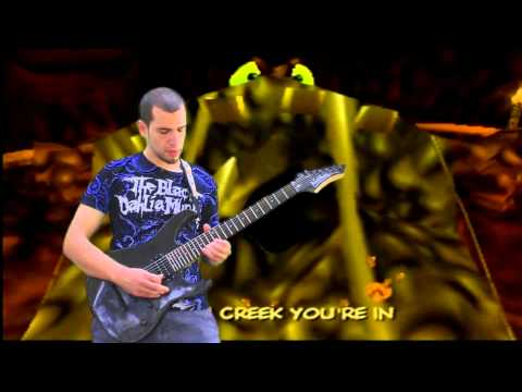 The Great Mighty Poo (Sloprano) Metal/Rock Cover