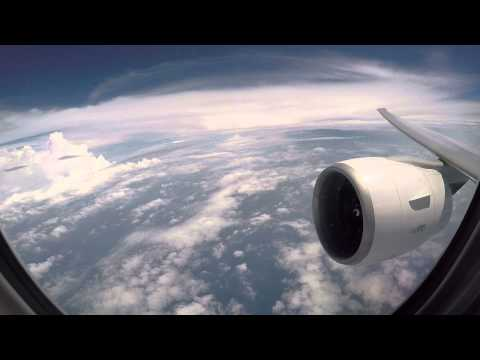 長榮航空 EVA Airways Boeing 777-300ER Singapore to Taipei Takeoff and Landing