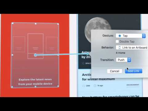 Here's How to Fill Your Sketch Mockups In Seconds ~ Creative Market Blog