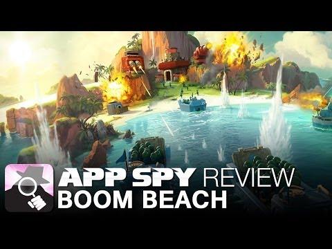 Boom Beach | iOS iPhone / iPad Gameplay Review - AppSpy.com