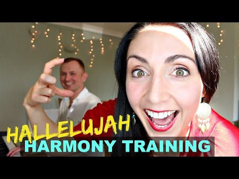 Sing in Harmony Training: Hallelujah by Leonard Cohen