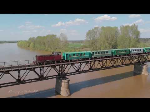Путешествие по Каринской узкоколейной железной дороге