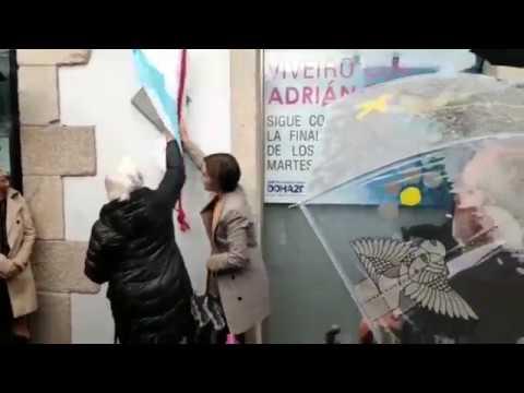 Viveiro conmemora el 150 aniversario del nacimiento de Noriega Varela