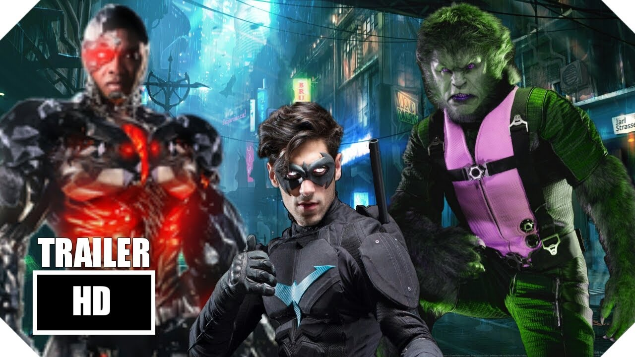 Teen titans movie